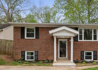 Foreclosed Home in Lanham 20706 ELM ST - Property ID: 4527357509