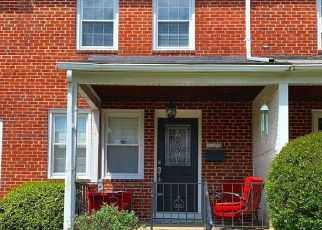 Foreclosed Home in Baltimore 21224 BANK ST - Property ID: 4528213753