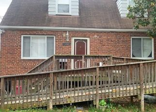 Foreclosed Home in Bladensburg 20710 VARNUM ST - Property ID: 4528233456