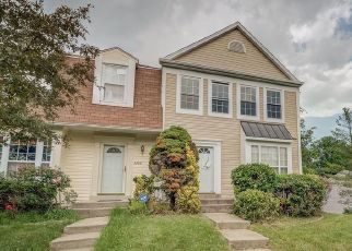 Foreclosed Home in Laurel 20707 BONNETT CT - Property ID: 4528234779