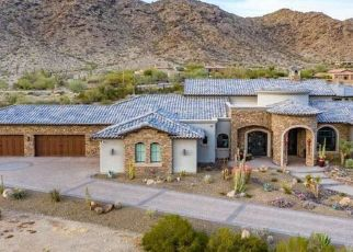 Foreclosed Home in Phoenix 85045 W COTTONWOOD LN - Property ID: 4528930269