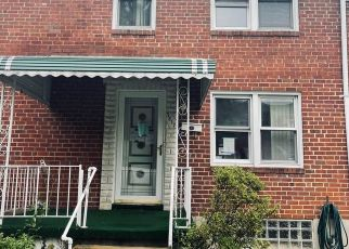 Foreclosed Home in Baltimore 21218 ELKADER RD - Property ID: 4529123870