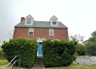 Foreclosed Home in Baltimore 21229 LINDSAY RD - Property ID: 4529133494