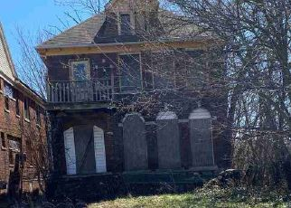 Foreclosed Home in Detroit 48206 MONTEREY ST - Property ID: 4529459345
