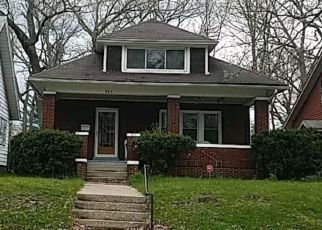 Foreclosed Home in Michigan City 46360 HOBART ST - Property ID: 899287348