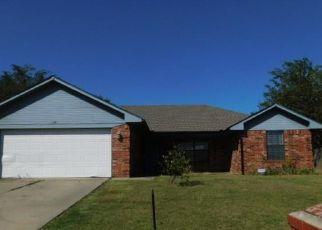 Pre Foreclosure in El Reno 73036 STONE GLEN DR - Property ID: 1002780607