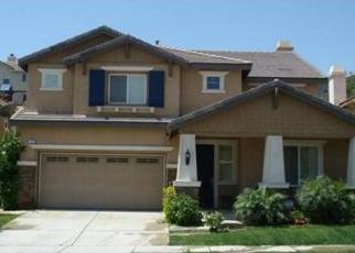 Pre Foreclosure in Corona 92883 TESOTA LOOP ST - Property ID: 1003084111