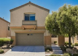Pre Foreclosure in North Las Vegas 89081 OVERLOOK VALLEY ST - Property ID: 1003868534
