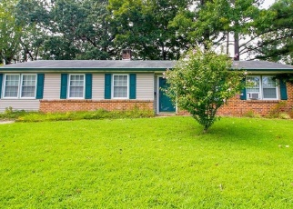 Pre Foreclosure in Virginia Beach 23452 PRESIDENTIAL BLVD - Property ID: 1003942550