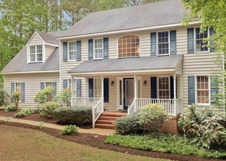 Pre Foreclosure in Powhatan 23139 WILDWOOD SHORES DR - Property ID: 1004069565