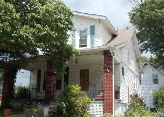 Pre Foreclosure in Roanoke 24013 8TH ST SE - Property ID: 1004084904