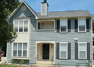 Pre Foreclosure in Springfield 22152 LEXTON PL - Property ID: 1004221543