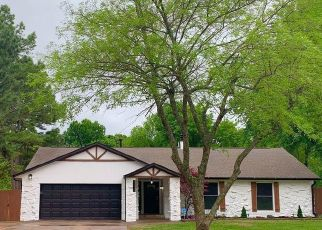 Pre Foreclosure in Bixby 74008 E 142ND ST S - Property ID: 1004551331
