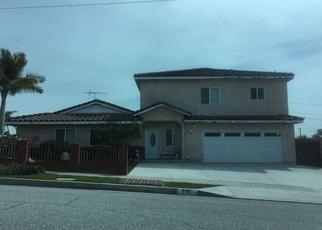 Pre Foreclosure in Montebello 90640 N SANCHEZ ST - Property ID: 1005129910