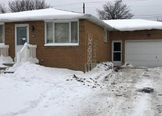 Pre Foreclosure in Depew 14043 EVANE DR - Property ID: 1005635318