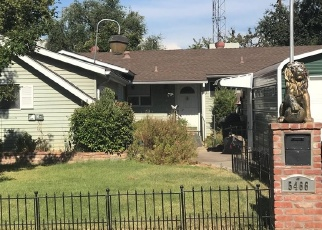 Pre Foreclosure in Fair Oaks 95628 BURR OAK WAY - Property ID: 1005797370