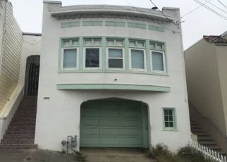 Pre Foreclosure in San Francisco 94116 27TH AVE - Property ID: 1006363225