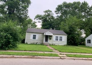 Pre Foreclosure in East Saint Louis 62203 CAROL DR - Property ID: 1006854192