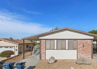Pre Foreclosure in Escondido 92026 LOTUS GLN - Property ID: 1007620210