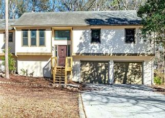 Pre Foreclosure in Austell 30168 STONEY CREEK LN - Property ID: 1007939500