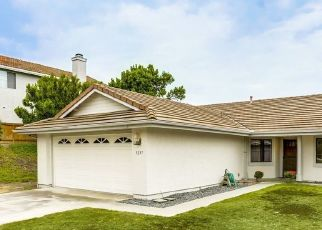 Pre Foreclosure in Carlsbad 92009 CALLE VALLARTA - Property ID: 1007964911