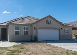 Pre Foreclosure in Rosamond 93560 TUMBLE WEED AVE - Property ID: 1008515886