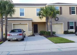 Pre Foreclosure in Gibsonton 33534 HOUND CHASE DR - Property ID: 1011119185