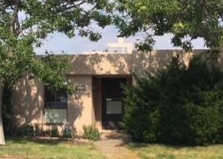 Pre Foreclosure in Albuquerque 87109 HOLLIS ST NE - Property ID: 1011367529