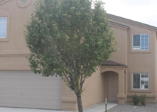 Pre Foreclosure in Albuquerque 87121 COOK RANCH PL SW - Property ID: 1011376726
