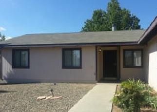 Pre Foreclosure in Prescott Valley 86314 E HORSESHOE LN - Property ID: 1012009145