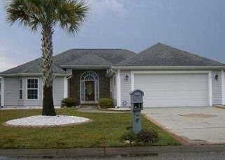 Pre Foreclosure in Myrtle Beach 29588 PALMETTO GLEN DR - Property ID: 1016667444