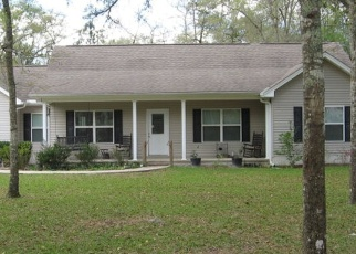 Pre Foreclosure in Hortense 31543 SPANISH OAK LN - Property ID: 1017543844