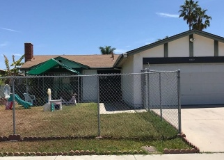 Pre Foreclosure in San Diego 92126 PONDER WAY - Property ID: 1019340847