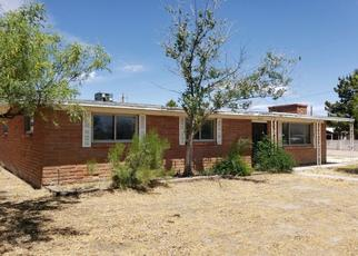 Pre Foreclosure in Willcox 85643 W MCCOURT ST - Property ID: 1019915463