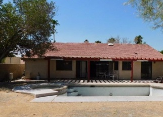 Pre Foreclosure in Cathedral City 92234 TACHEVAH DR - Property ID: 1021085288
