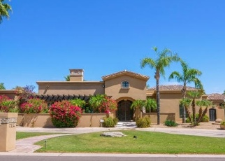 Pre Foreclosure in Paradise Valley 85253 E SAN MIGUEL AVE - Property ID: 1023722329