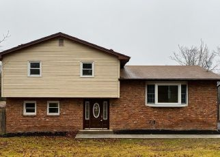 Pre Foreclosure in Goshen 10924 LOWER RESERVOIR RD - Property ID: 1027115317