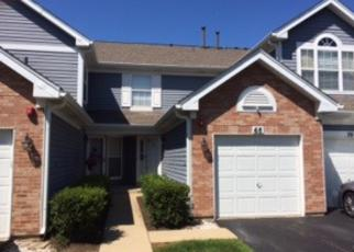 Pre Foreclosure in Glendale Heights 60139 SHOREWOOD DR - Property ID: 1027808184