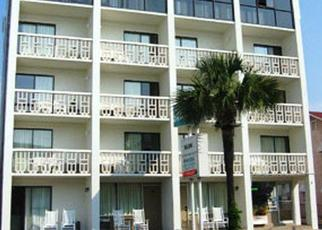 Pre Foreclosure in Myrtle Beach 29577 FLAGG ST - Property ID: 1033089730