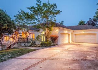 Pre Foreclosure in Los Gatos 95032 SANTA ROSA DR - Property ID: 1033486976