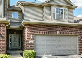 Pre Foreclosure in Tinley Park 60477 WHITE EGRET CT - Property ID: 1033520245