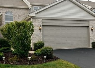 Pre Foreclosure in Tinley Park 60477 ODYSSEY DR - Property ID: 1033799682