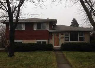 Pre Foreclosure in Chicago Ridge 60415 107TH ST - Property ID: 1033806692