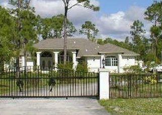Pre Foreclosure in Loxahatchee 33470 ORANGE BLVD - Property ID: 1034515769