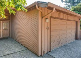 Pre Foreclosure in Lake Oswego 97035 BECKET ST - Property ID: 1034726429