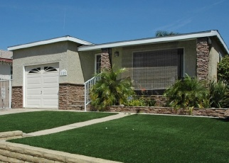 Pre Foreclosure in Wilmington 90744 W PAPEETE ST - Property ID: 1035833185