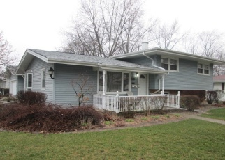 Pre Foreclosure in Lansing 60438 LORENZ AVE - Property ID: 1036223875
