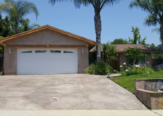Pre Foreclosure in Newbury Park 91320 WALTER AVE - Property ID: 1036289561