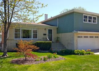 Pre Foreclosure in Tinley Park 60477 71ST CT - Property ID: 1036399490