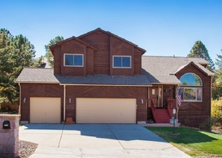 Pre Foreclosure in Parker 80134 LT WILLIAM CLARK RD - Property ID: 1036528253
